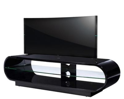 Ovid White Tv Stand In Trendy Ovid Tv Stands Black Cozy Ideas 400×320 Attachment (View 7 of 20)