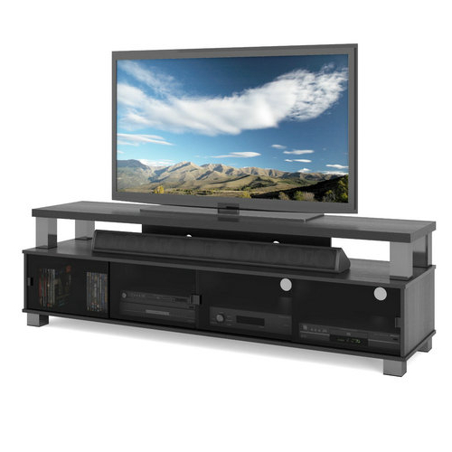 Oxford 70 Inch Tv Stands With Regard To Well Known Best Tv Stands For 75 Inch Tv In 2017 (Gallery 3 of 20)