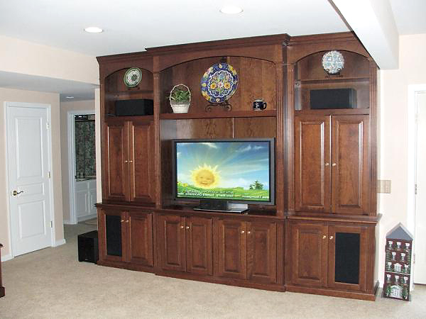 Philadelphia Pa Throughout Cherry Wood Tv Cabinets (View 10 of 20)