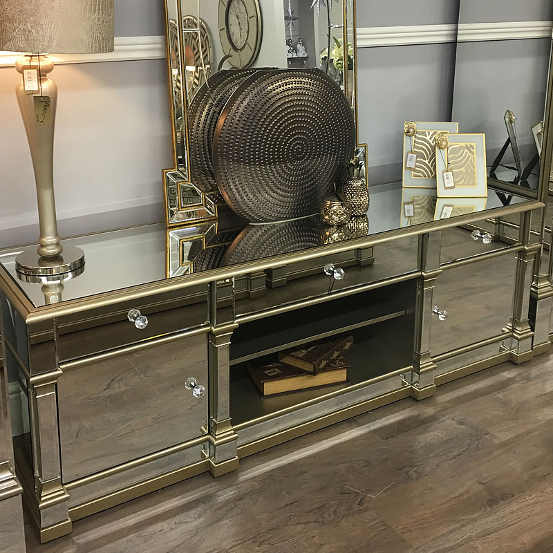 Picture Perfect Home With 2017 Mirrored Tv Stands (View 13 of 20)