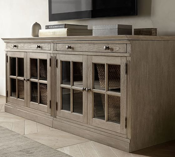 Featured Photo of Wakefield 97 Inch Tv Stands