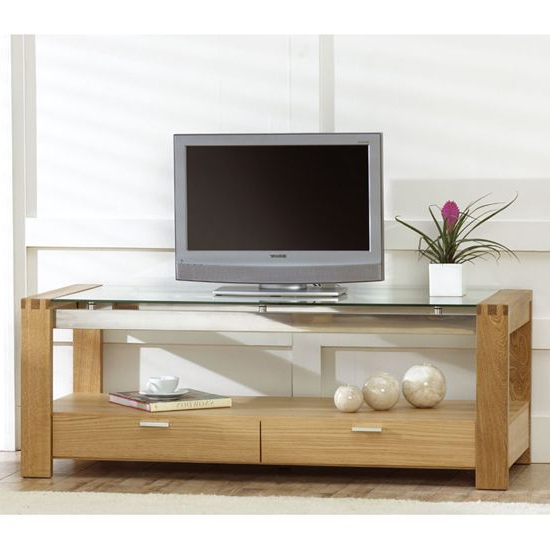 Pinterest Within Glass And Oak Tv Stands (View 13 of 20)