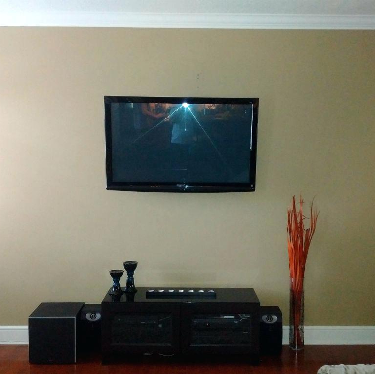 Plasma Tv Holders With Well Known Plasma Tv Hanger – Jbmagazine (View 10 of 20)