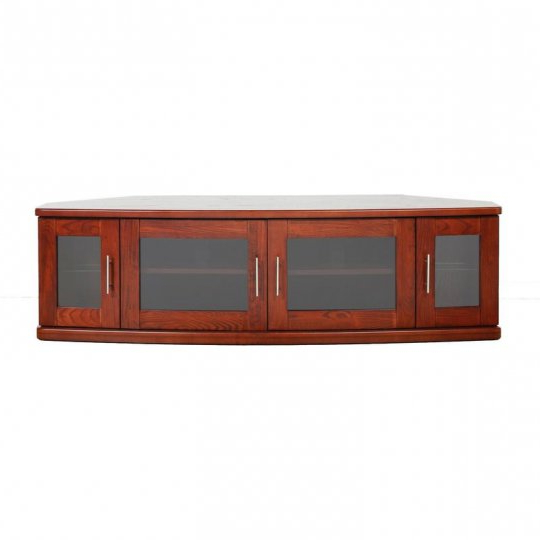 Plateau Newport 62 Corner 70 Inch Tv Stand Walnut Canada Pertaining To Fashionable Valencia 70 Inch Tv Stands (View 8 of 20)