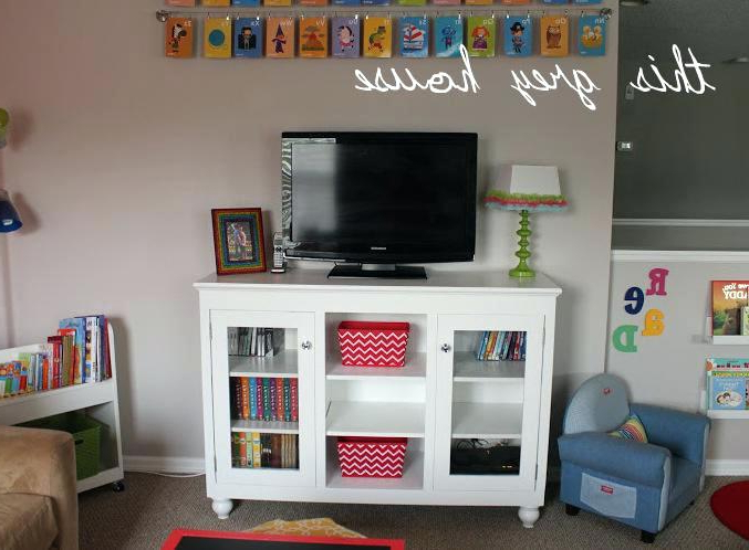 Playroom Tv Stands Cabinet As Stand In Playroom Furniture Surplus In Current Playroom Tv Stands (View 15 of 20)