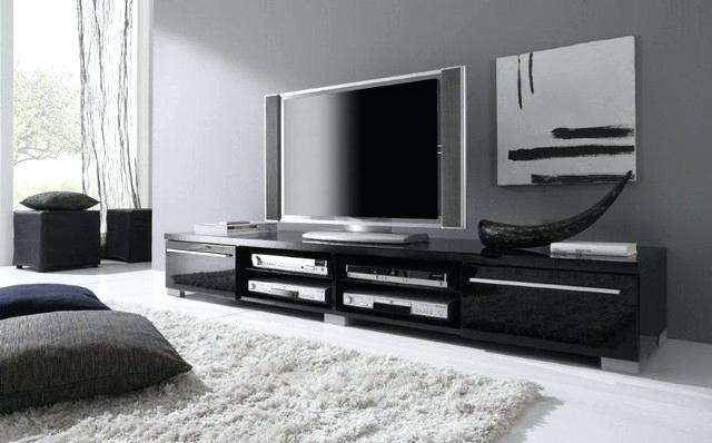 Popular Black And Red Tv Stands For Black Red White Tv Stand Fever With Glass Shield And Living Room (View 17 of 20)