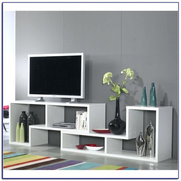 Popular Bookcase ~ White Tv Stand With Bookcase Tv Stand With Matching In Tv Stands With Bookcases (View 13 of 20)