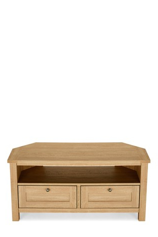 Popular Buy Malvern Corner Tv Stand From Next Malta For Oak Effect Corner Tv Stand (View 19 of 20)