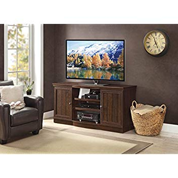 Popular Casey Grey 74 Inch Tv Stands In Amazon: Tv Stand Is Great Display Cabinet And Bookshelf (View 13 of 20)