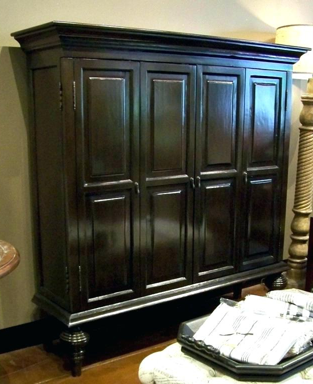 Popular Enclosed Tv Cabinets For Flat Screens With Doors Pertaining To Enclosed Tv Cabinets For Flat Screens With Doors Whats New Closed (View 17 of 20)