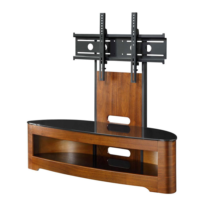 Popular Jual Jf209w Lcd Tv Cabinet With Cantilever Tv Stand – Gerald Giles For Tv Stand Cantilever (View 9 of 20)