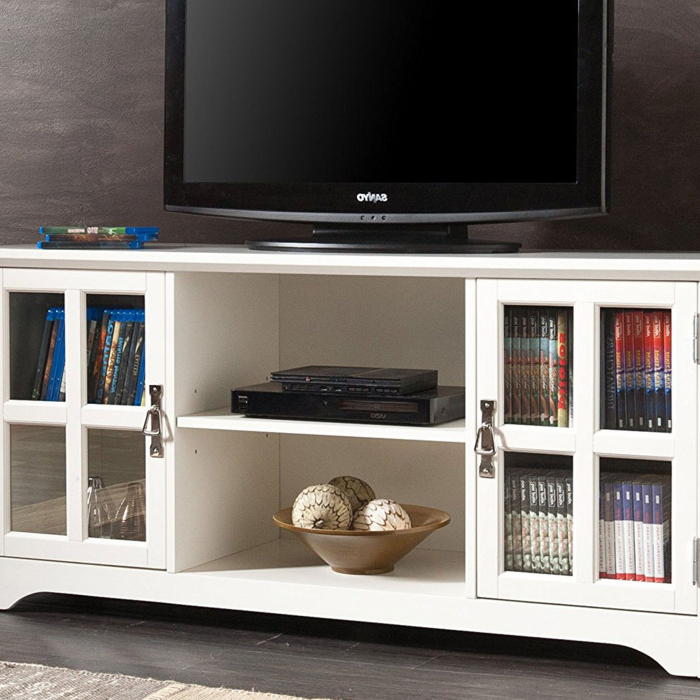 Popular Laurent 60 Inch Tv Stands Pertaining To 12 Best Tv Consoles (View 15 of 20)