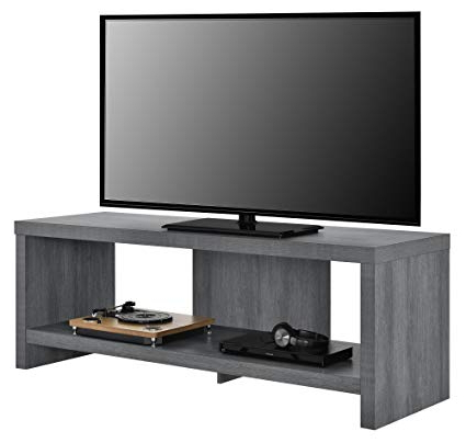 Popular Modern Tv Stands For 60 Inch Tvs Pertaining To Amazon: Contemporary Tv Stand For Tvs Up To 60 Inches, Sturdy (View 11 of 20)