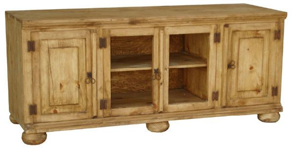 Popular Rustic Pine Tv Cabinets With Regard To Lg (View 15 of 20)