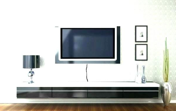 Popular Shelf Over Floating Wall Shelves With Set Tv Tv03E 5 Above Three Within Over Tv Shelves (View 12 of 20)