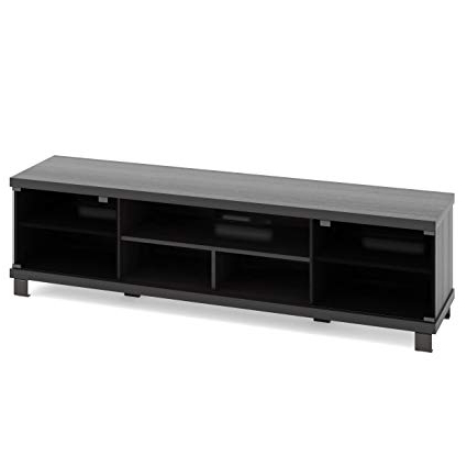 "Popular Sonax Tv Stands Inside Amazon: Sonax Holland Tv Stand For Tvs Up To 80"", Black: Kitchen (View 8 of 20)"