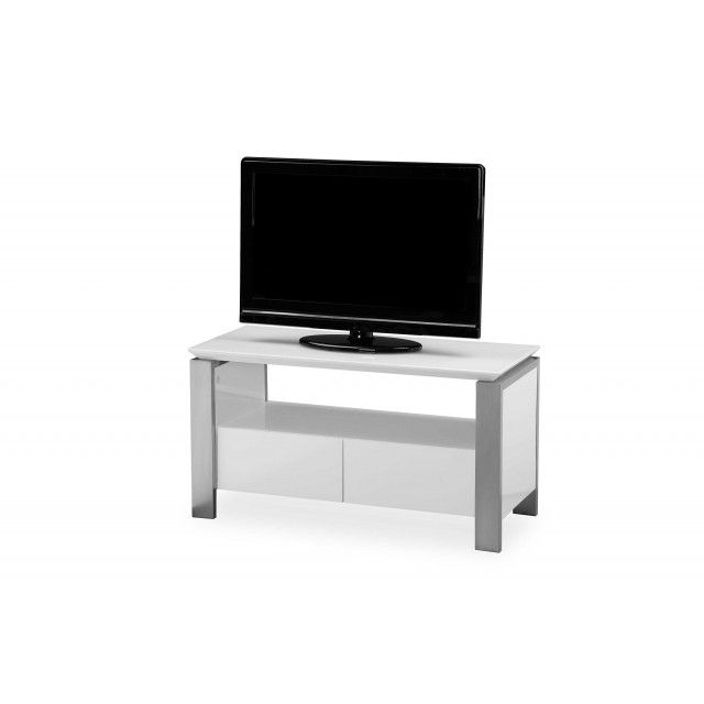 Popular Tribal White High Gloss Tv Unit (View 12 of 20)