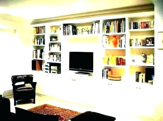 Popular Tv Stand With Matching Bookcases – Conetwork Inside Tv Stands With Bookcases (View 15 of 20)
