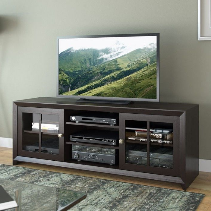 Popular Tv Stands For 70 Inch Tvs With Regard To Accommodates Tvs Up To 70 Inches (View 15 of 20)