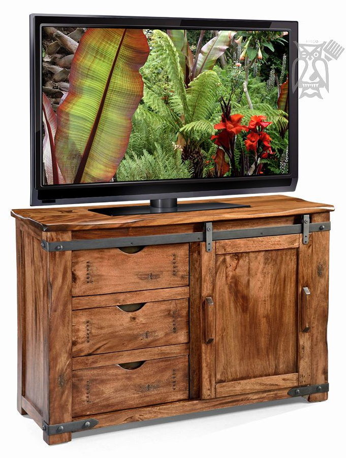 Popular Wood Tv Armoire Stands In Tv Armoire Pocket Doors Douce Sliding Door Tv Stand New Natural Wood (View 13 of 20)