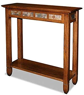 Preferred Amazon: Winsome Richmond Console Hall Table With Tapered Leg For Layered Wood Small Square Console Tables (View 2 of 20)