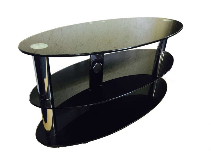 Preferred Black Glass Tv Stand With Mount Entertainment Walmart Stands Costco With Regard To Oval Glass Tv Stands (View 17 of 20)