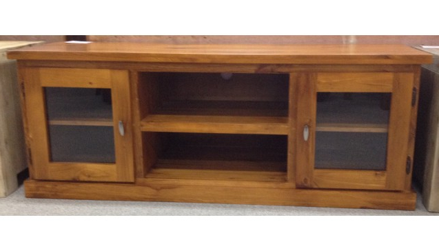 Preferred Cheap Lowline Tv Units With Regard To Kingsley  Lowline Tv Unit – Mr Furniture (View 13 of 20)
