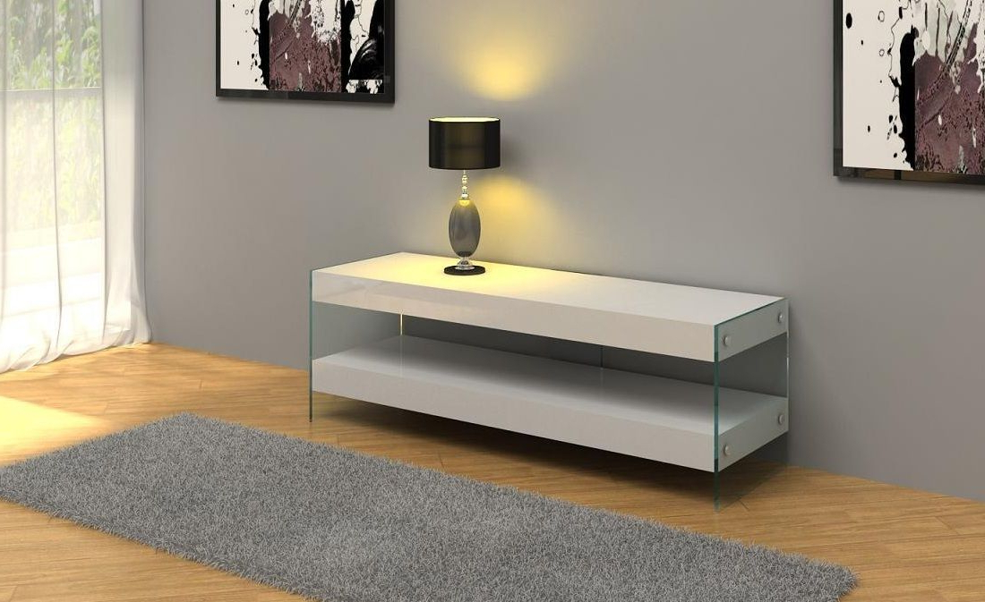 Preferred Contemporary White Floating Tv Stand Tallahassee Florida Vparkerm2554 Pertaining To Contemporary White Tv Stands (View 17 of 20)