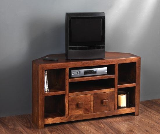 Preferred Dakota Mango Corner Tv Unit (View 15 of 20)