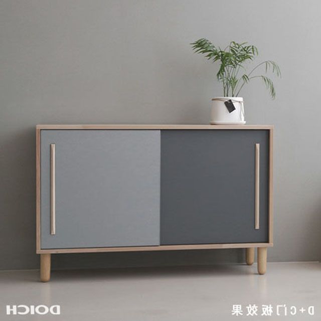 Preferred Dodge Scandinavian Modern Style Furniture Small Apartment Minimalist Intended For Scandinavian Design Tv Cabinets (View 6 of 20)