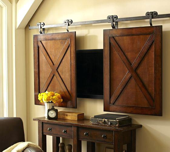 Preferred Enclosed Tv Cabinets With Doors – Image Cabinets And Shower Mandra With Regard To Enclosed Tv Cabinets With Doors (View 11 of 20)