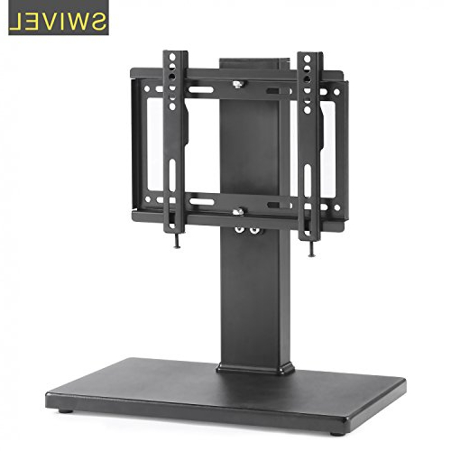 Preferred Galleon – Tavr Universal Tv Stand/tabletop Pedestal Tv Bracket /tv Within Swivel Tv Riser (View 12 of 20)