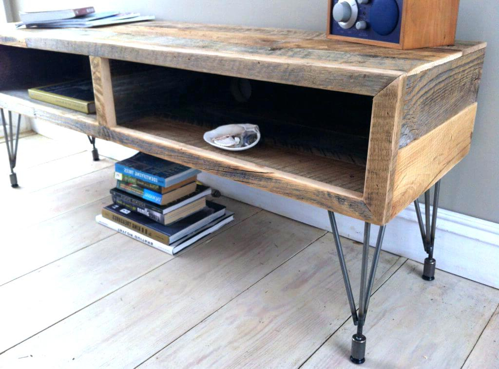 Preferred Industrial Corner Tv Stands Within Industrial Corner Tv Stand Kick Rustic S – Getvue (View 15 of 20)
