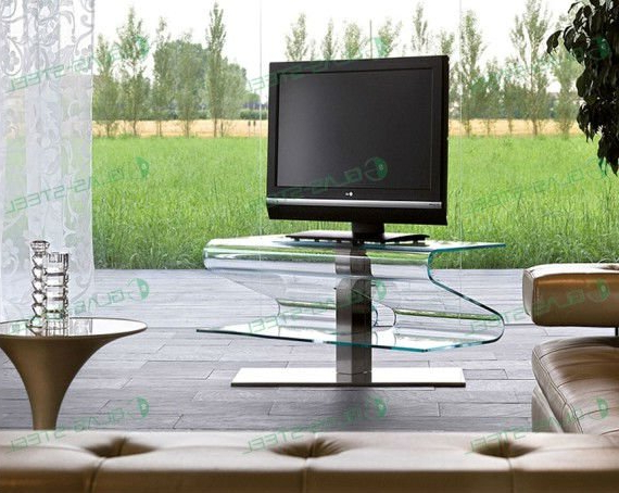 Preferred Living Room Furniture Glass Tv Stand St053 – Product Catalog – China – Inside Modern Glass Tv Stands (View 13 of 20)
