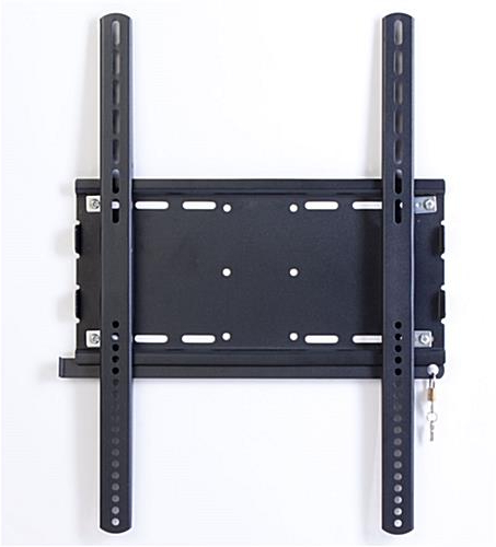 Preferred Lockable Tv Stands Throughout This Locking Tv Wall Mount Is In Stock! The Best Selection Of (View 14 of 20)