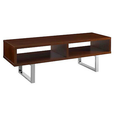 Preferred Modway Eei 2681 Wal Amble 47, Tv Stand Low Profile, Walnut – $ (View 17 of 20)