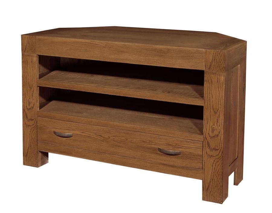 Preferred Santana Oak Corner Tv Cabinet In Santana Oak Tv Furniture (View 10 of 20)