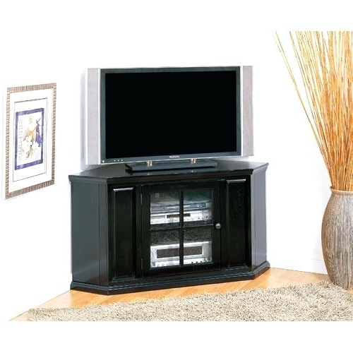 Preferred Tv Stands With Glass Doors Stands With Glass Doors Wood Tv Stands With Regard To Wooden Tv Cabinets With Glass Doors (View 9 of 20)