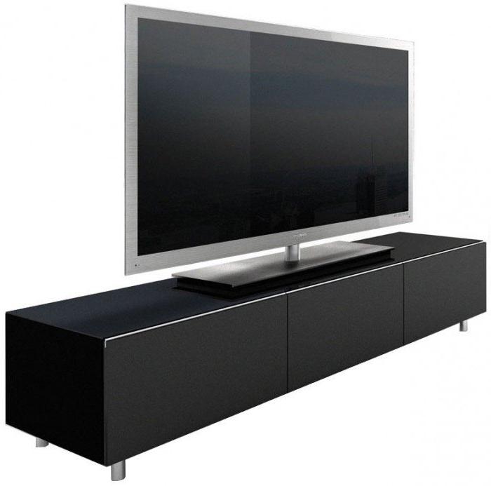 Preferred Wide Tv Cabinets Inside Just Racks Jrl1650S Gloss Black Extra Wide Tv Cabinet Antique Black (View 9 of 20)