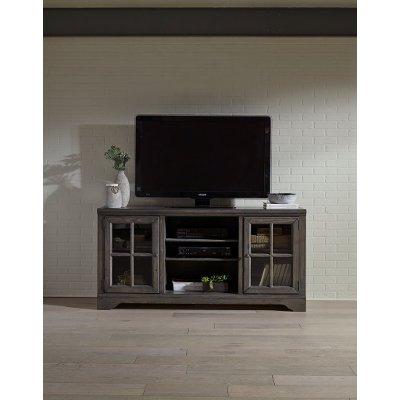Preston 66 Inch Tv Stands Regarding 2018 66 Inch Modern Contemporary Gray Tv Stand – Newport (View 7 of 20)