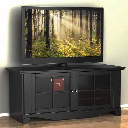 Products Intended For Black Corner Tv Stands For Tvs Up To (View 5 of 20)