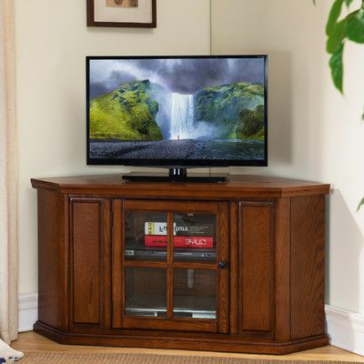 Products Throughout 2018 Corner Tv Cabinets With Glass Doors (View 17 of 20)