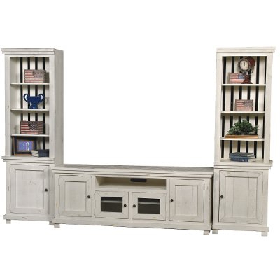 Rc Willey Furniture Store With Regard To Most Popular Sinclair White 74 Inch Tv Stands (View 19 of 20)