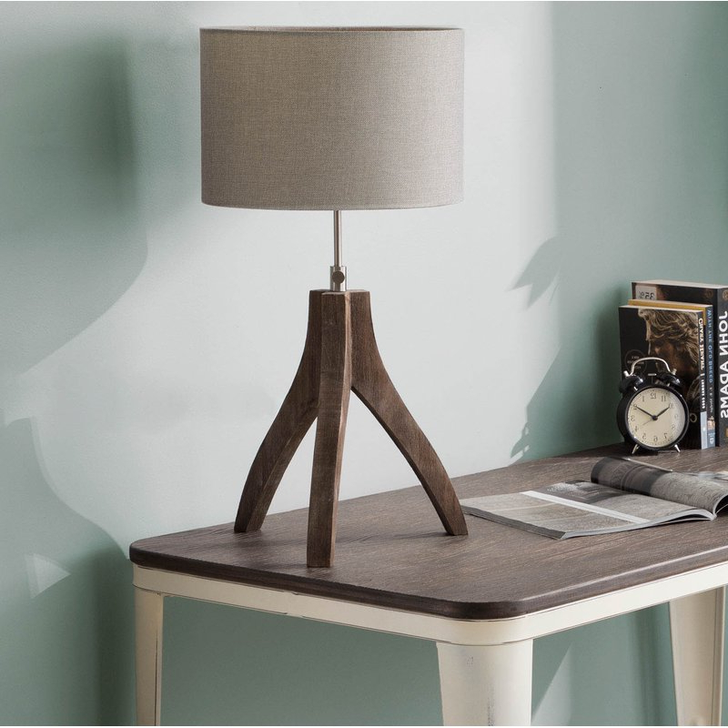 "Recent 17 Stories Adelmo 25"" Tripod Table Lamp (View 13 of 20)"