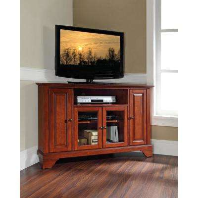 Recent Cherry Tv Stands With Regard To Cherry – Tv Stands – Living Room Furniture – The Home Depot (Gallery 10 of 20)