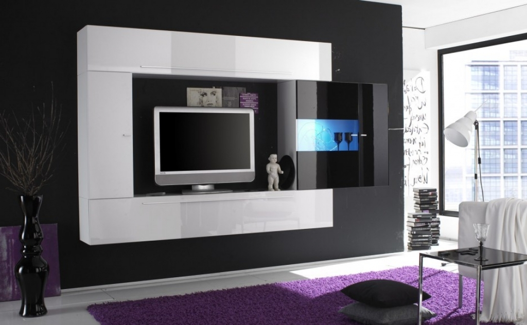 Recent Modern Wall Mount Tv Stands In Tv Stand With Mount For Best Living Furniture – Skhani (View 2 of 20)