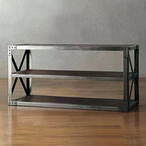Recent Reclaimed Wood And Metal Tv Stands Pertaining To Wood And Metal Tv Stand Metal Stands Black Metal Stand Metal Stand (View 8 of 20)