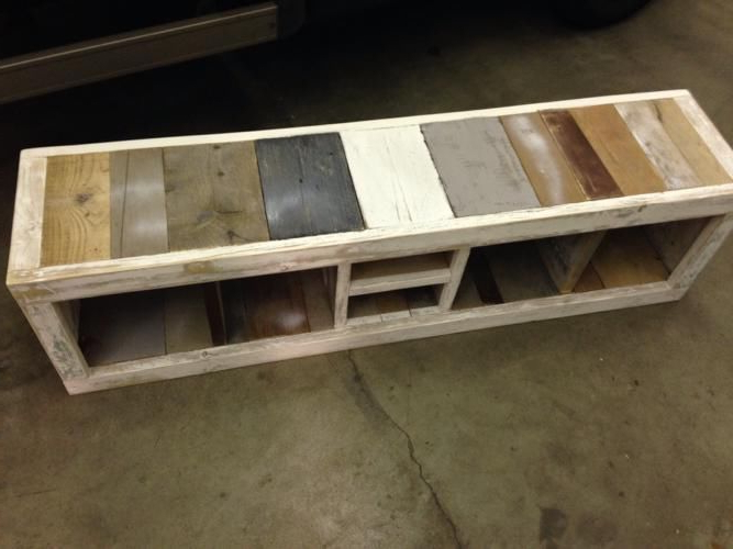 Recent Rustic Looking Tv Stands For Old Looking Rustic Tv Stand (Marktplaats, This Is A Second Hand Side (View 13 of 20)