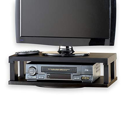 Recent Turntable Tv Stands Intended For Amazon: Collections Etc Swivel Tv Stand Rotating Turntable With (View 7 of 20)