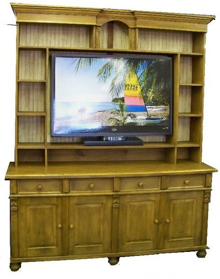 Recent Tv Hutch Cabinets Intended For Tv Media Centers (View 7 of 20)